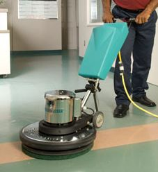 Harbold Quality Services Terrazzo Floor Polishing Tile And